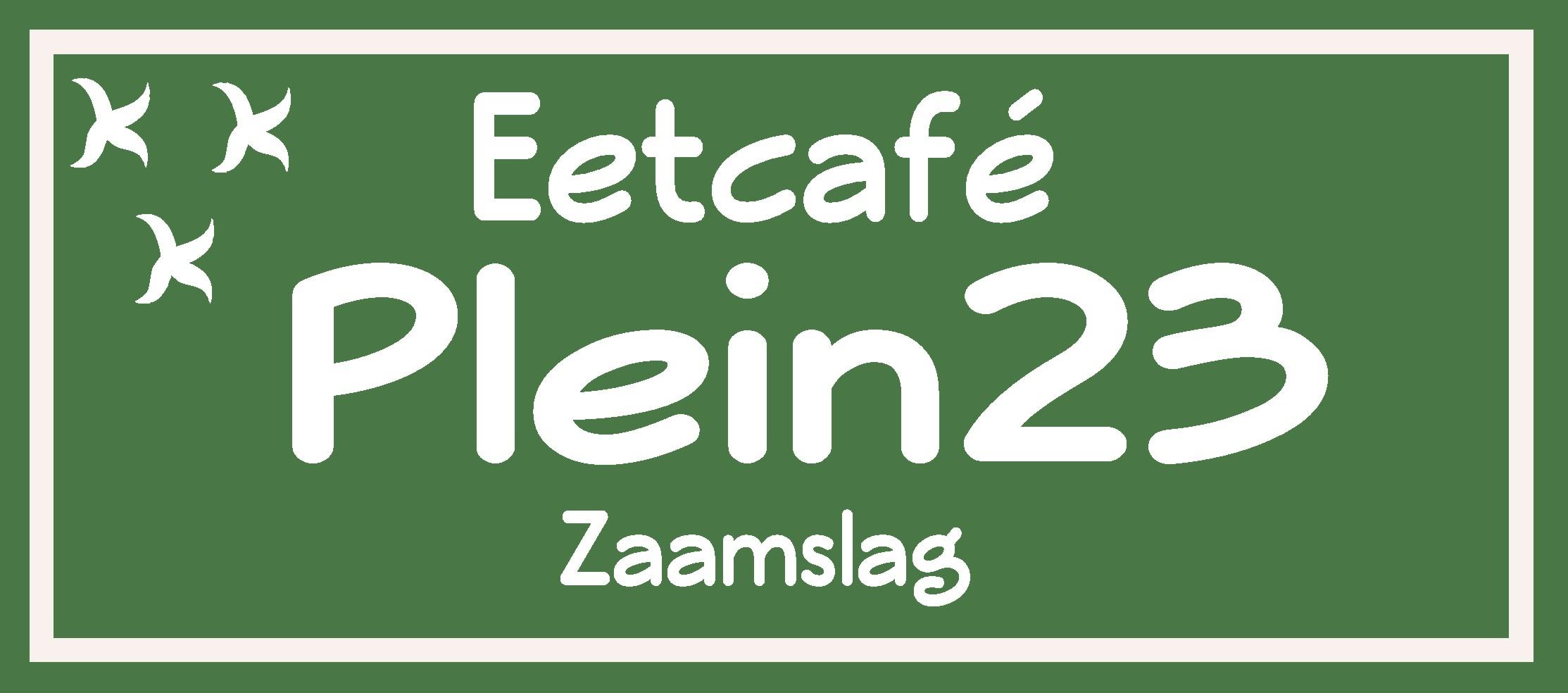 Cafe Plein 23